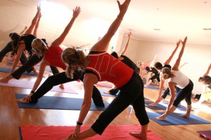 Yoga & Yogalates classes